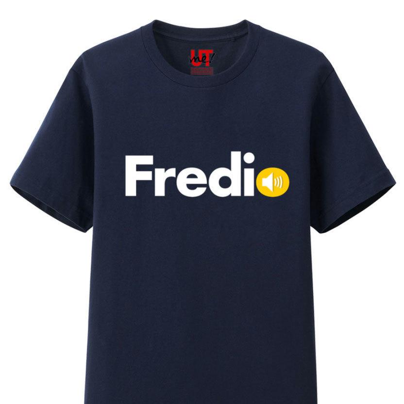 Fredio Tシャツ販売中