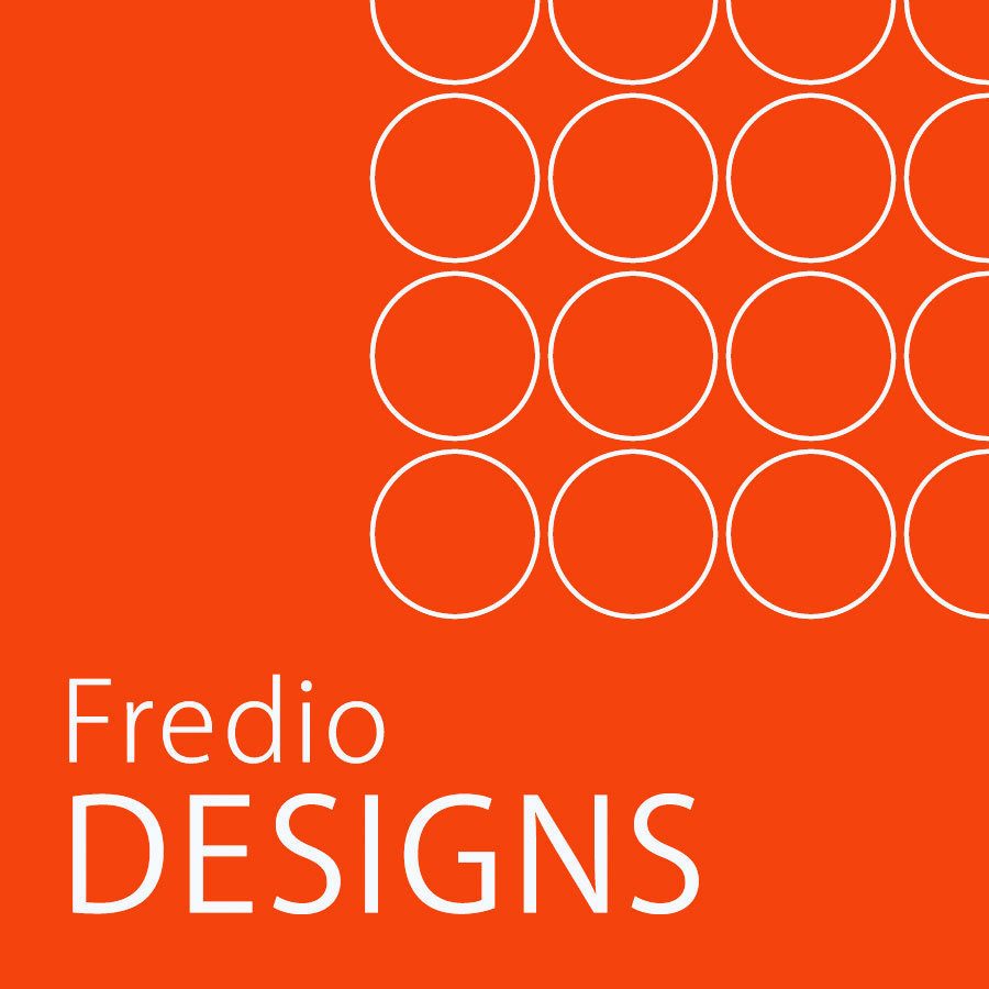 Fredio Designs オリジナルグッズ