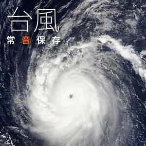 台風/アートワーク